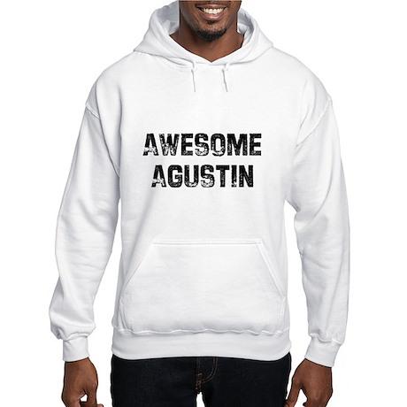 Awesome Agustin Hooded Sweatshirt