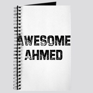 Awesome Ahmed Journal