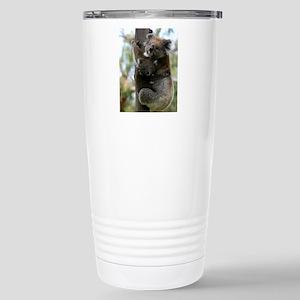 Australian Koala Mother and Baby Travel Mug