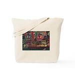 Japanese Yokai Monster Gang Tote Bag