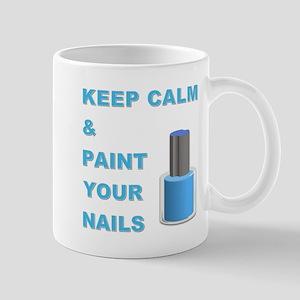 PAINT YOUR NAILS Mug