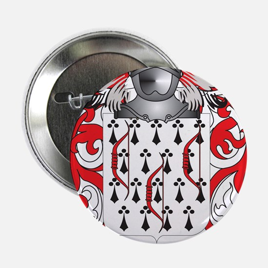 """Bowes Coat of Arms 2.25"""" Button"""