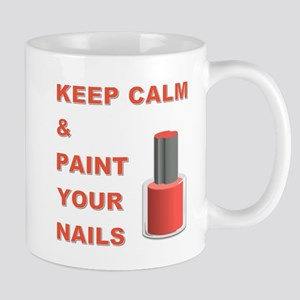 PAINT YOUR NAILS Mug