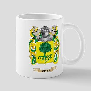 Boyle Coat of Arms Mug