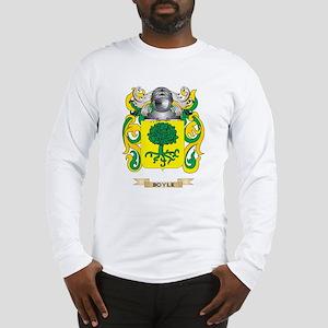 Boyle Coat of Arms Long Sleeve T-Shirt