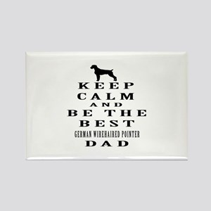 Keep Calm German Wirehaired Pointer Designs Rectan