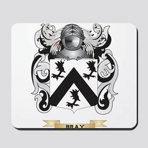 Bray Coat of Arms Mousepad