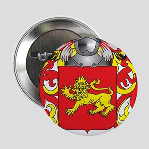 "Brazil Coat of Arms 2.25"" Button"