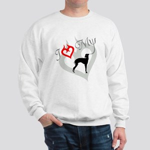 Italian Greyhound Sweatshirt