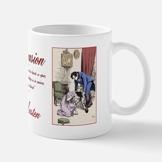 Jane Austen Persuasion Mug