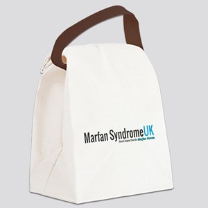 Marfan Syndrome news Canvas Lunch Bag
