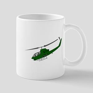Attack Helicopter Mug