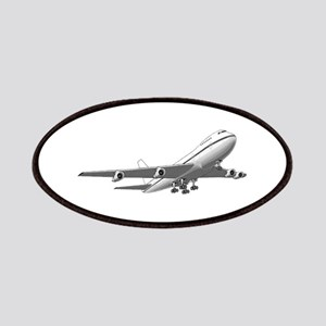 Passenger Jet Airplane Patches
