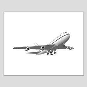 Passenger Jet Airplane Posters