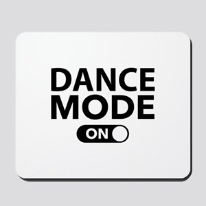 Dance Mode On Mousepad