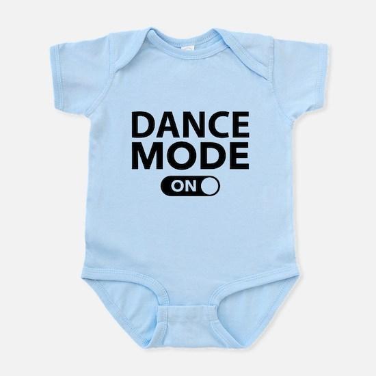 Dance Mode On Infant Bodysuit