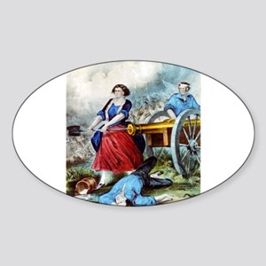 The women of '76 - Molly Pitcher the heroine of Mo