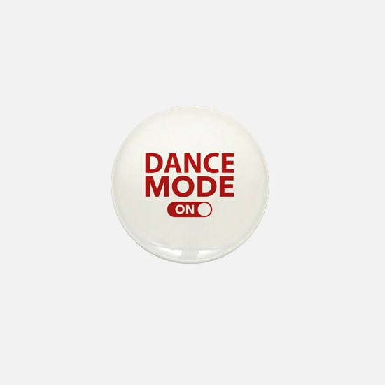 Dance Mode On Mini Button