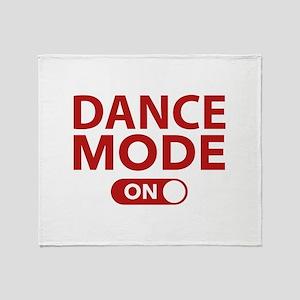 Dance Mode On Stadium Blanket