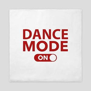Dance Mode On Queen Duvet
