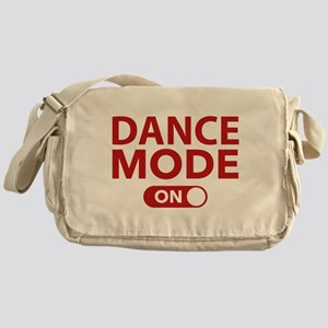 Dance Mode On Messenger Bag