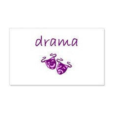 drama.bmp Wall Decal