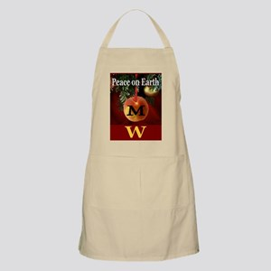 Impeach on Earth BBQ Apron