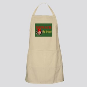 Stay the Course towards Impeachment BBQ Apron