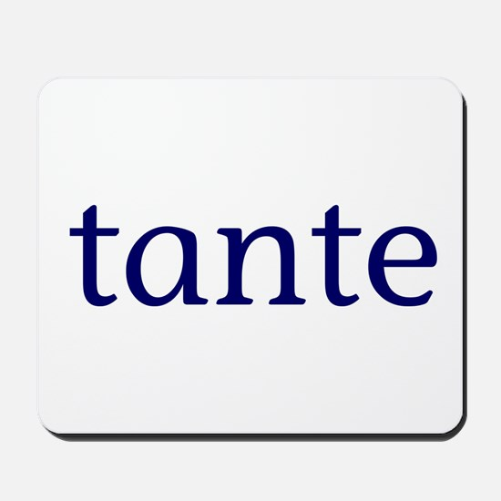 Tante Mousepad