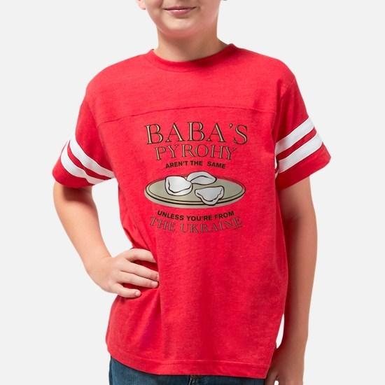 Babas Youth Football Shirt