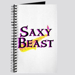 Saxy Beast Saxaphone Journal