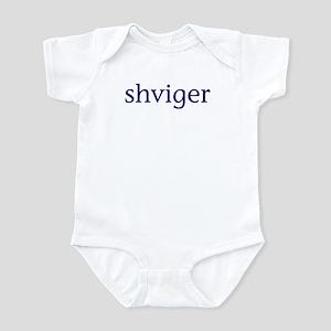 Shviger Infant Bodysuit