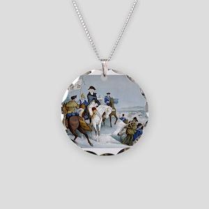 Washington crossing the Delaware - 1876 Necklace C