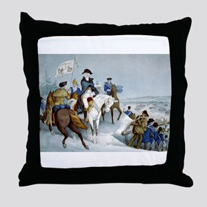 Washington crossing the Delaware - 1876 Throw Pill