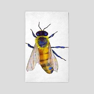 Bee 3'x5' Area Rug