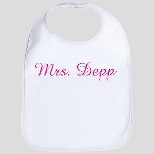 Mrs. Depp  Bib