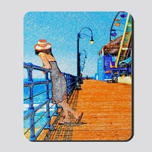 Santa Monica Breeze Mousepad