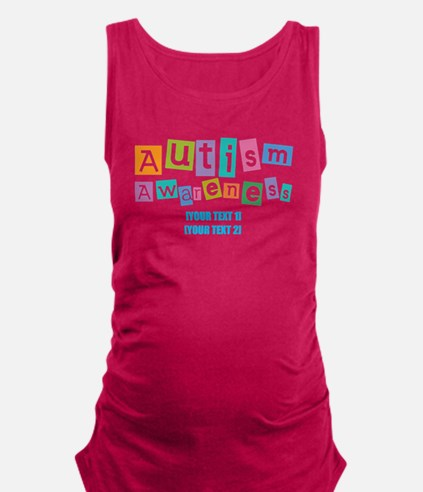 Cool Advocate mom Maternity Tank Top