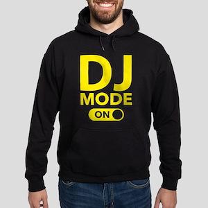 DJ Mode On Hoodie (dark)