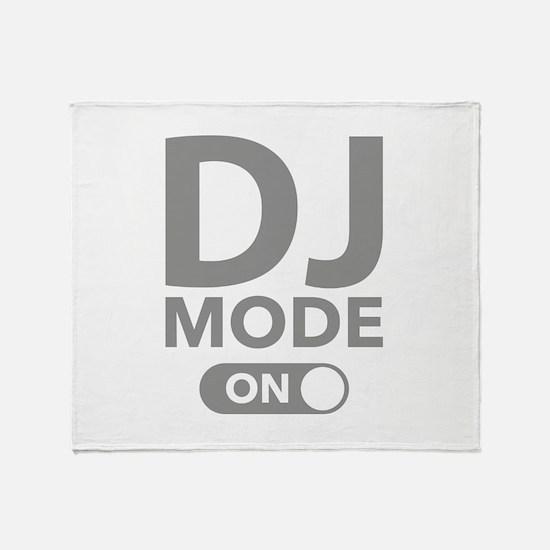 DJ Mode On Stadium Blanket