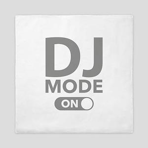 DJ Mode On Queen Duvet