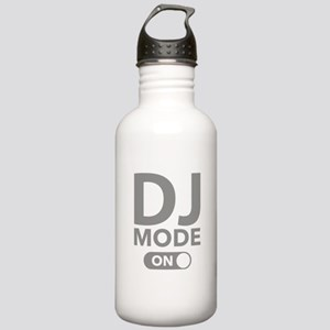 DJ Mode On Stainless Water Bottle 1.0L