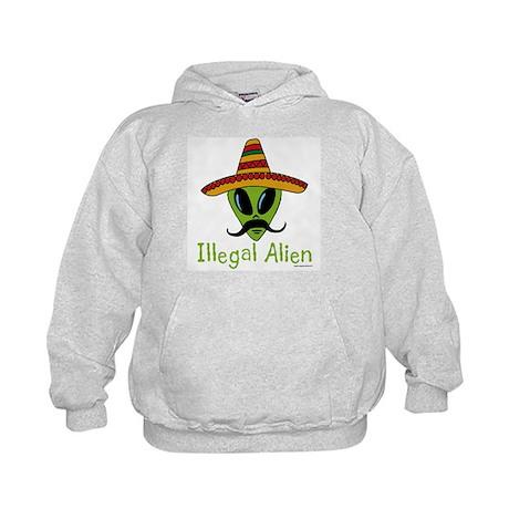 Illegal Alien Kids Hoodie
