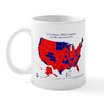 U.S. House, 109th Congress Mug-Red