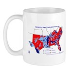 LA Times Ron Brownstein Article Mug-The South