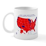 President by CD-109th Congress Mug-Red
