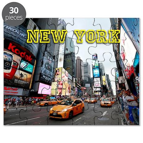 New York Times Square Pro Photo Puzzle