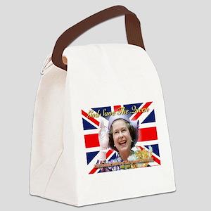 Queen Elizabeth Diamond Jubilee Canvas Lunch B