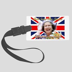 Queen Elizabeth Diamond Jubilee Large Luggage