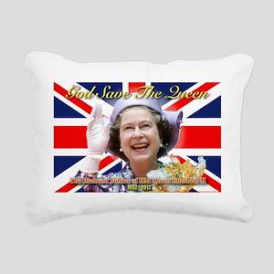 Queen Elizabeth Diamond Jubilee Rectangular Ca